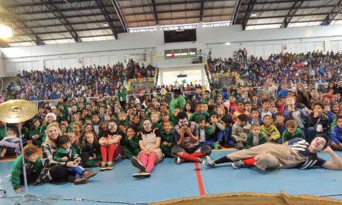 Prefeitura de Ivaiporã apresenta teatro sobre combate ao trabalho infantil