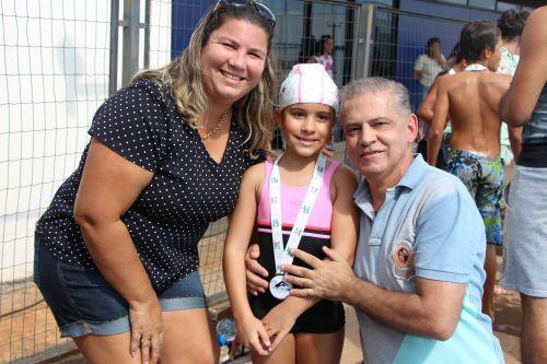 2º Festival de Natação do Centro da Juventude de Ivaiporã reúne atletas infantis, adolescentes e adultos