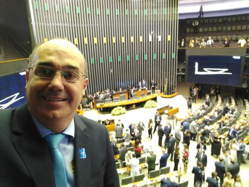 Miguel Amaral cumpre agenda extensa em Brasília e na capital do Estado