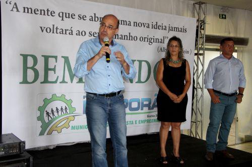 Prefeito Miguel Amaral defende trabalho dedicado em prol do melhor índice da educação
