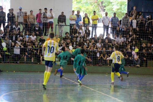 Jogos acontecem no Ginásio de Esportes Alcebíades Alves (Foto/Arquivo 2017)
