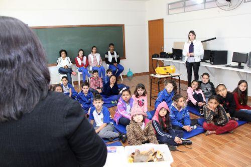 Crianças atentas às questões ambientais