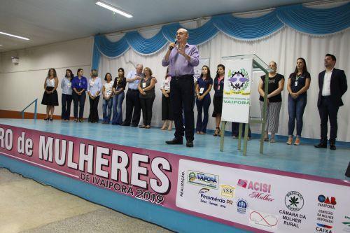 Prefeito Miguel Amaral parabeniza mulheres pelas conquistas diárias na vida pessoal e profissional