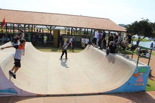 3ª Etapa do Circuito Paranaense de Skate Amador acontece em Ivaiporã, neste sábado e domingo
