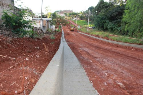 Avenida Maranhão tem importantes obras em andamento
