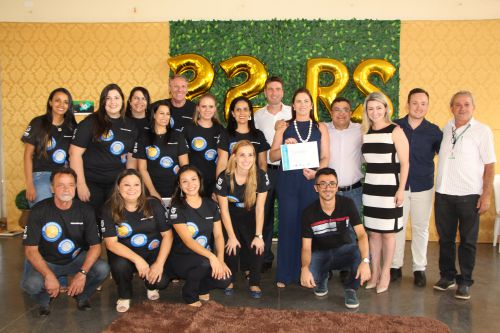 Equipe da 22ª Regional de Saúde também tem trabalho reconhecido