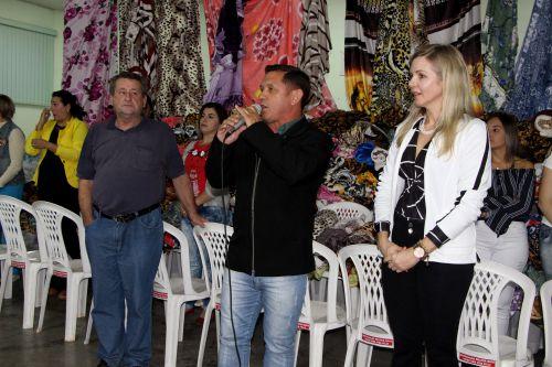 Vice-prefeito Ilson Gagliano parabeniza equipes do Departamento Municipal de Assistência Social e do CMDCA pelo trabalho desenvolvido