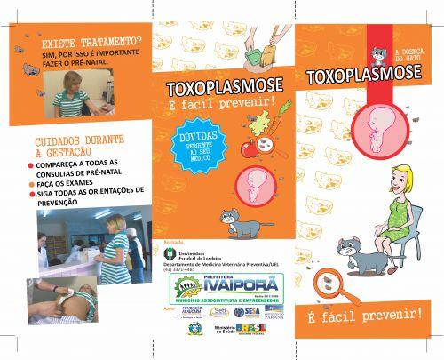 Prefeitura de Ivaiporã promove I Seminário de Capacitação da Toxoplasmose em Gestantes e Congênita, nesta quinta-feira, 13