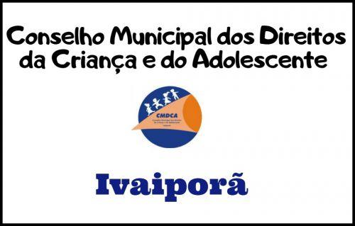 CMDCA de Ivaiporã reabre prazo de inscrições do processo de escolha de membros do Conselho Tutelar