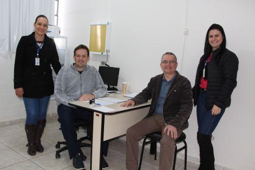 Claudiane Lucasynski, Fernando Marques, Claudeney Martins e Keliane Rios