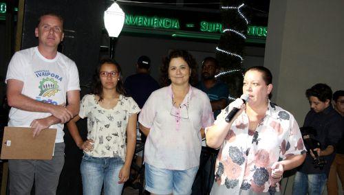 Diretora do Colégio Panamericano agradece parceria com a Prefeitura