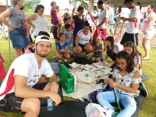 Prefeitura de Ivaiporã disponibiliza brinquedos no Dia das Crianças