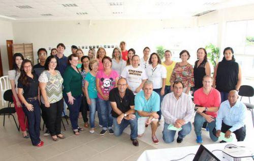 Reunião Calendário Municipal de 2016.