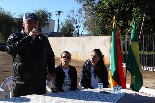 Prefeitura conclui Ivaiporã em Ação no Jardim Itaipu com serviços de melhorias e saúde