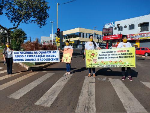 Prefeitura de Ivaiporã alerta sociedade sobre Exploração Sexual de Crianças e Adolescentes
