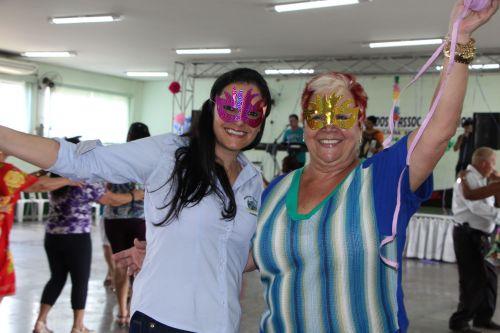Prefeitura de Ivaiporã realiza Baile de Carnaval da Melhor Idade