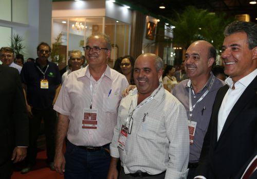 Miguel Amaral e Beto Richa se encontram em Arapongas