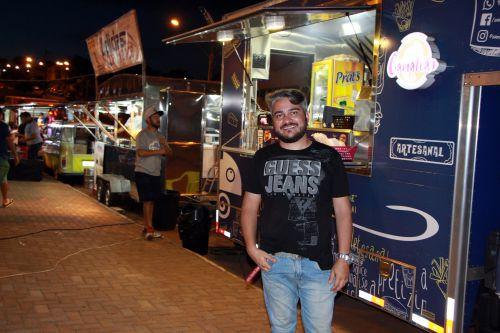 Produtor de eventos, Ricardo Cosenza Nogueira, enaltece receptividade