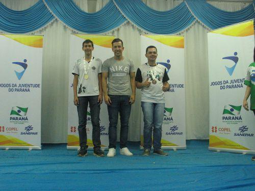 Primeiras medalhas são do xadrez nos Jojups