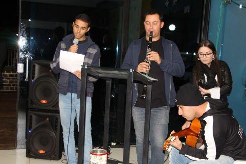 Prefeitura realiza 3º Jantar da Família no Centro da Juventude de Ivaiporã