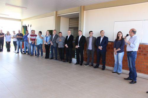 Prefeitura e UEM inauguram Bloco O1 do Campus Regional de Ivaiporã