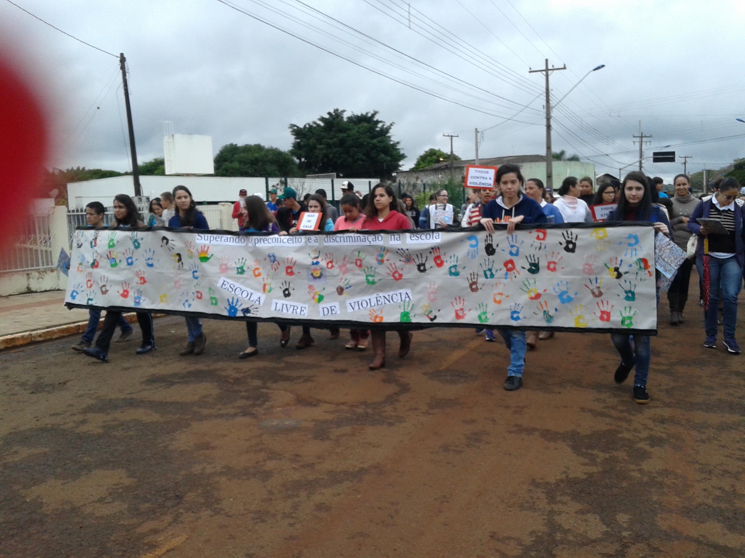 Campanha do dia 18 de Maio Dia Nacional do Combate do Abuso e Exploração Sexual de Crianças e Adolescente
