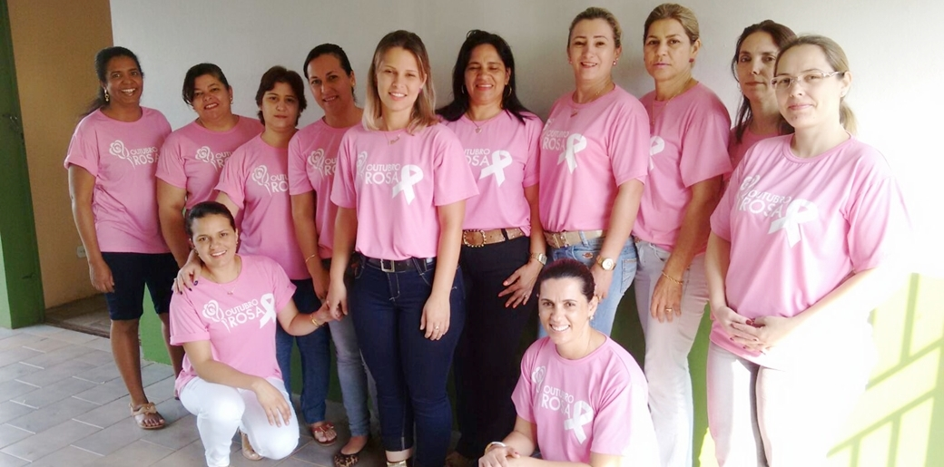 Servidoras da Prefeiturade Cruzmaltina,&nbsp