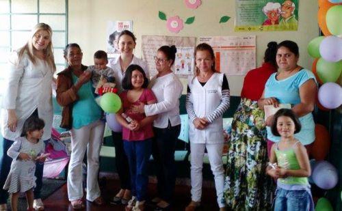 CAMPANHA DE VACINA MOVIMENTA AS UNIDADES DE SAÚDE DE CRUZMALTINA
