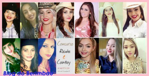 """Concurso do """"2º Rodeio Show"""