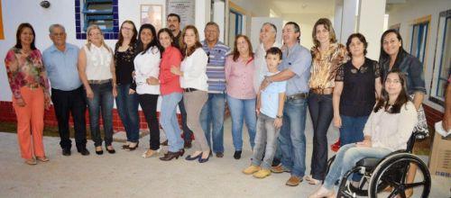 Prefeito Zé Maria inaugurou o Centro Municipal de Educação Infantil, um sonho da comunidade