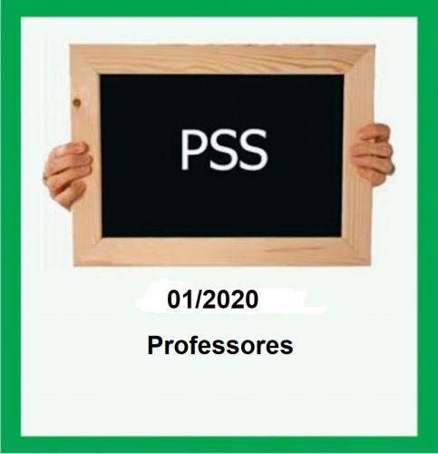 PSS 2020 - Professor
