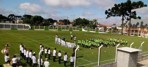 Inauguração Escola Coxa