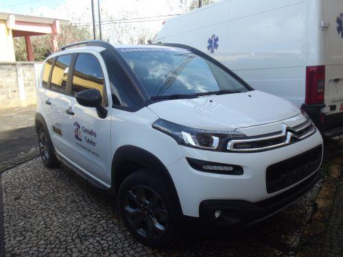 Teixeira Soares recebe veículo novo para o Conselho Tutelar