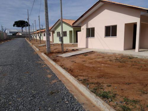 49 casas entregues