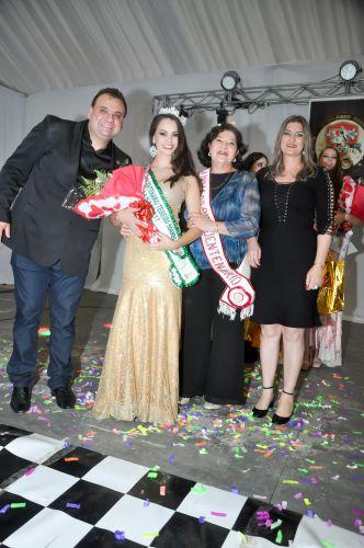 Rainha do Centenário de Teixeira Soares