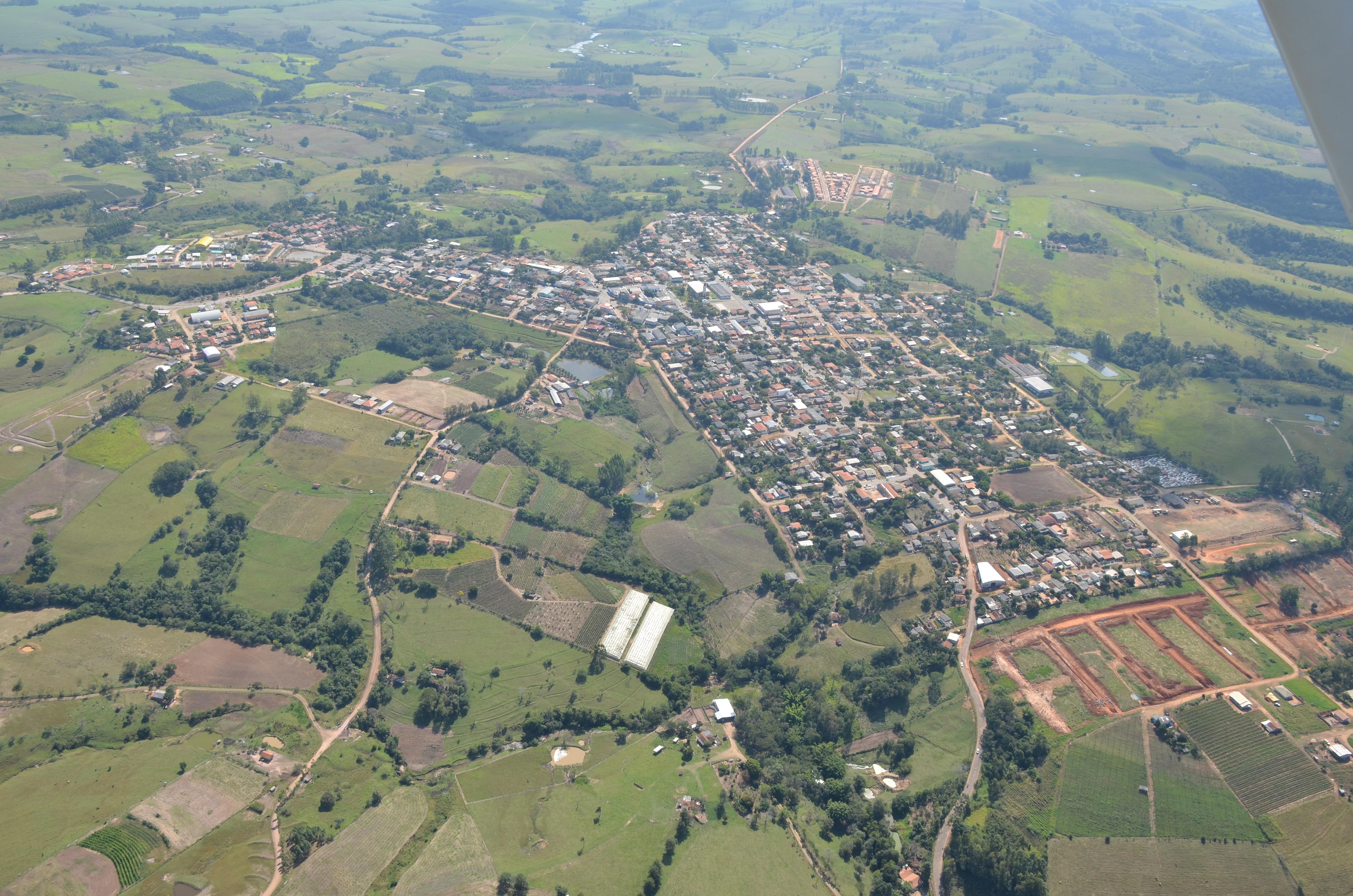 Foto Aérea da Cídade