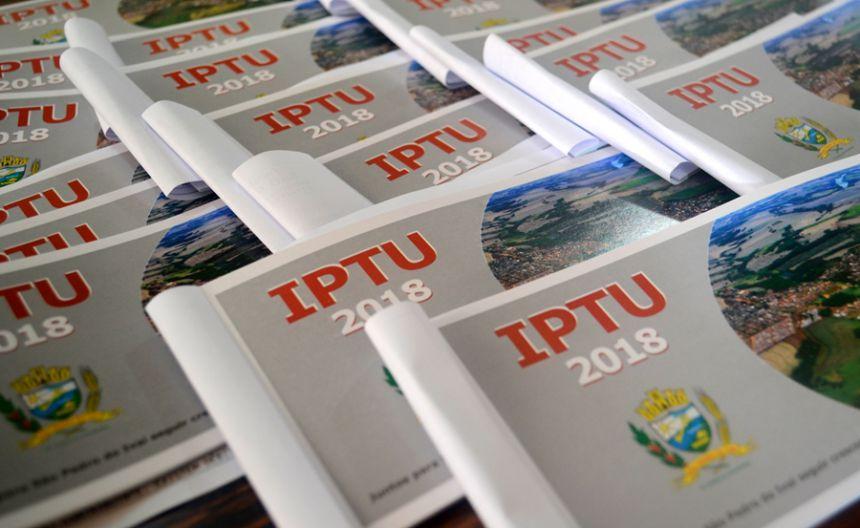 IPTU com 20% de desconto pode ser pago até dia 11 de junho