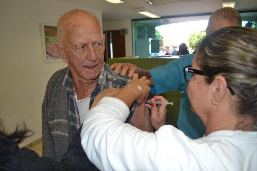 """""""São Pedro"""" já vacinou 71% do público alvo contra a gripe"""