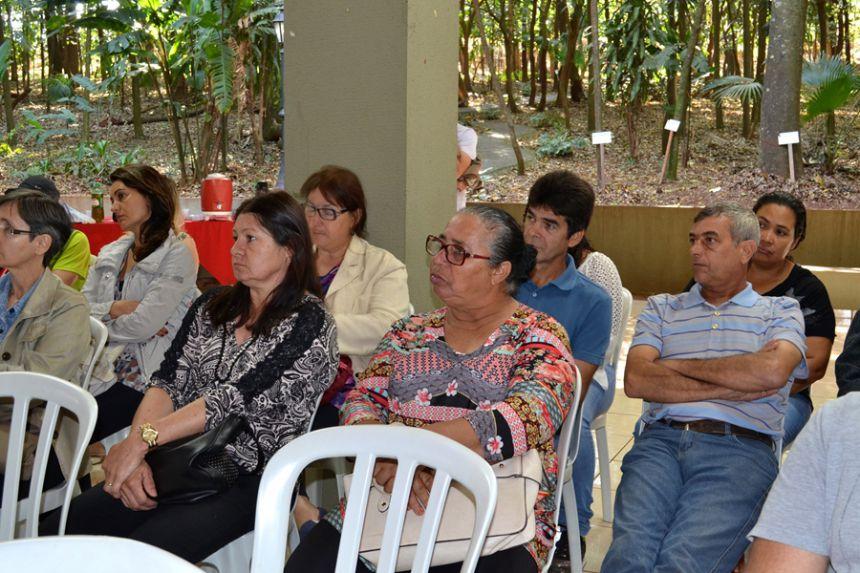 Em SPI, Ações desenvolvidas na Agricultura Familiar são apresentadas em reunião