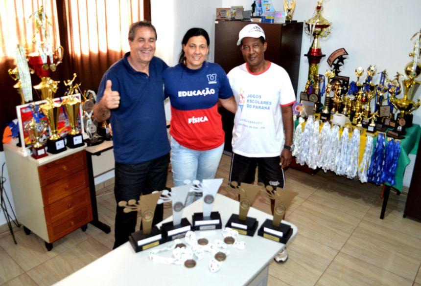 São Pedro do Ivaí surpreende e fecha em 3º no JAVI′S 2016