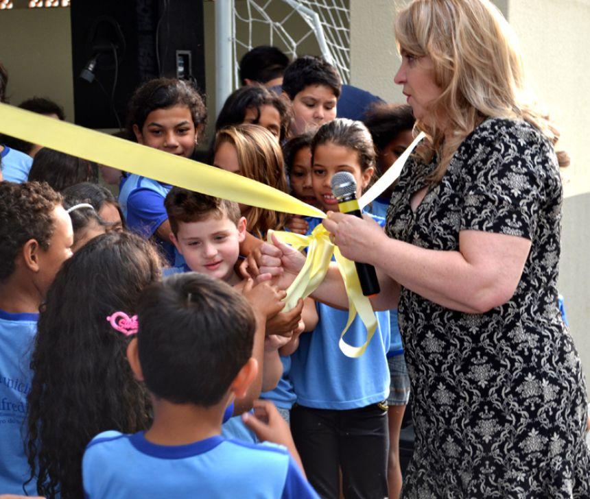 Prefeitura de São Pedro do Ivaí entrega obras para Educação