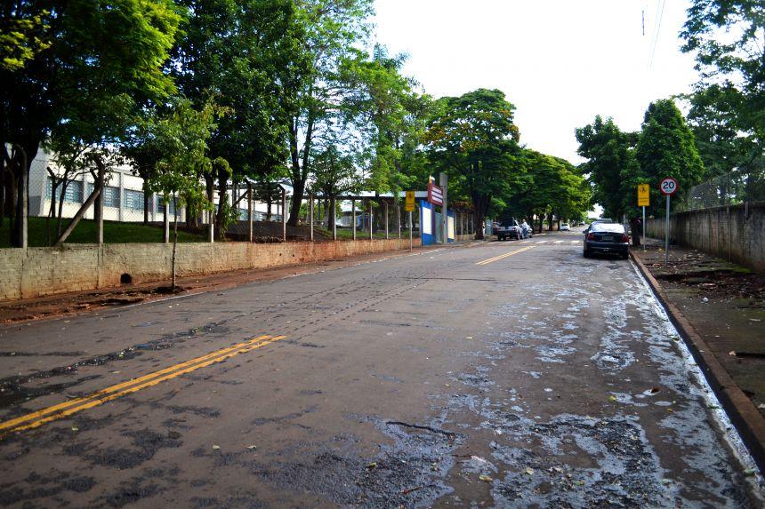 Comunicado - Mudança de sentido de rua em São Pedro do Ivaí