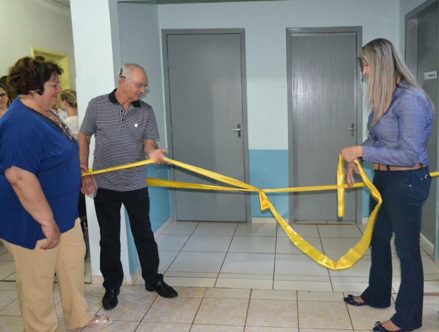Prefeitura inaugura nova farmácia da UBS Central de São Pedro do Ivaí