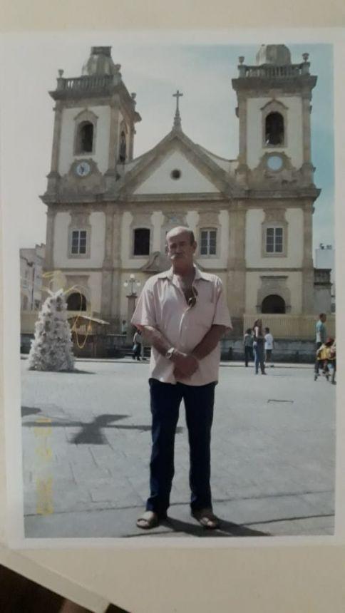 Senhor Luiz Gonzaga Rainato
