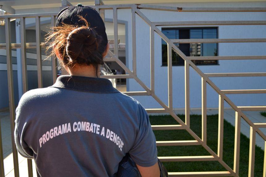 Com ações contínuas, São Pedro do Ivaí registra índice de infestação de dengue abaixo do que pede a SESA