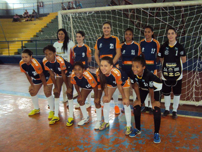 """São Pedro"" sedia rodada do Circuito Vale do Ivaí de Futsal"
