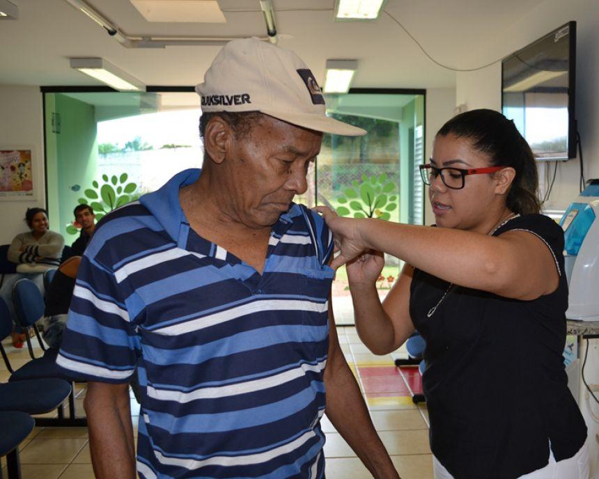 Dia D da vacinação contra a gripe é neste sábado, dia 12 de maio