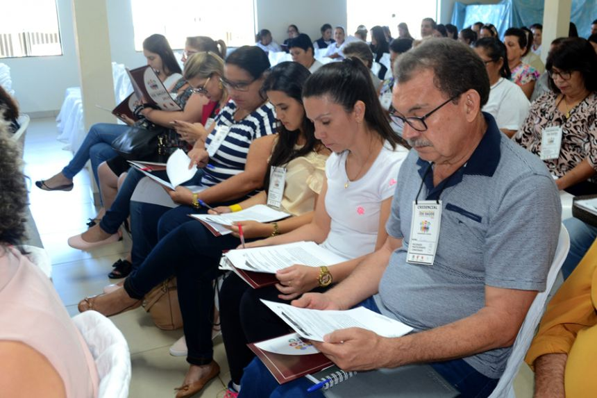 São Pedro do Ivaí realiza 13ª Conferência Municipal de Saúde