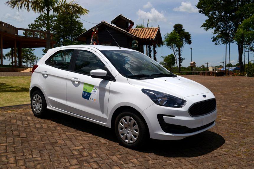Mais três veículos chegam em São Pedro do Ivaí para atender a população