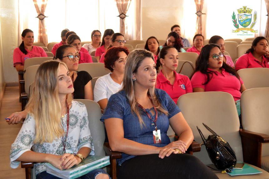 Secretaria de Saúde promove capacitação sobre Doença Mental